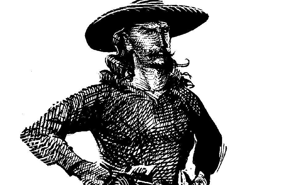 Wild Bill Hickok Dave Tutt True West Magazine
