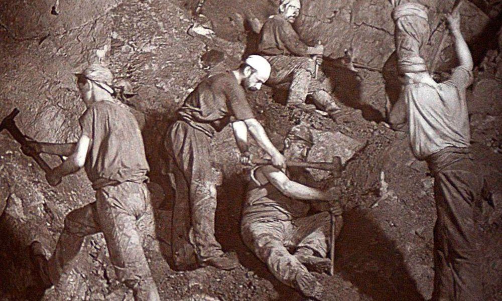 Hazards Underground Mining True West Magazine