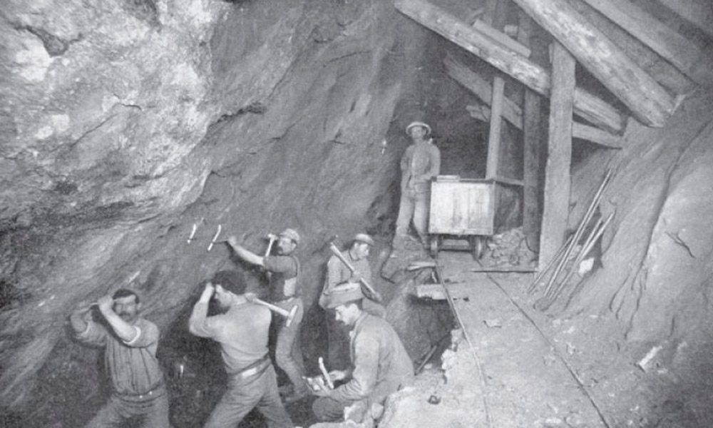 Hazards Underground Mining True West Magazine