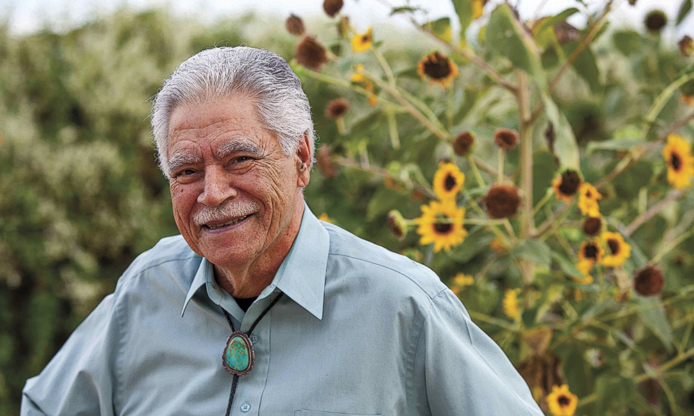 Rudolfo Anaya Author True West Magazine