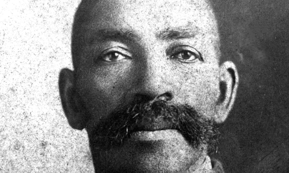 Bass Reeves True West Magazine