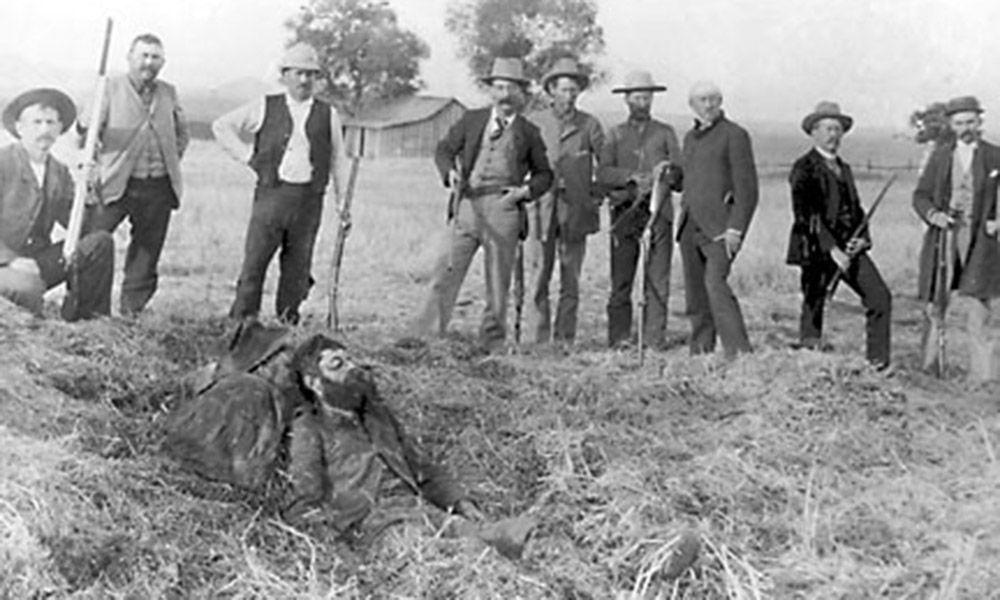California train robbers Chris Evans John Sontag True West Magazine