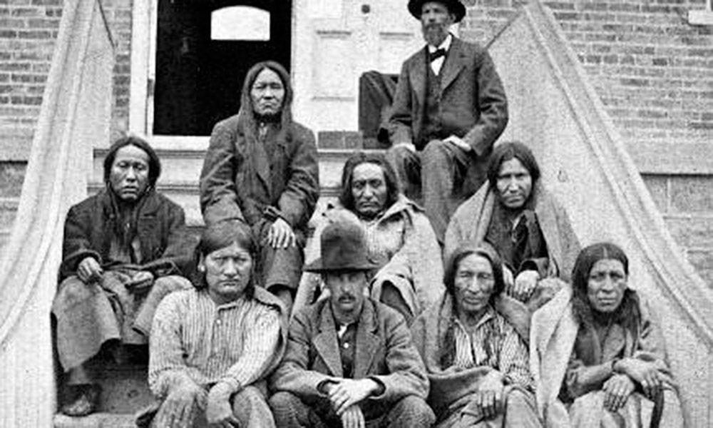 Cheyenne Indians Trial True West Magazine