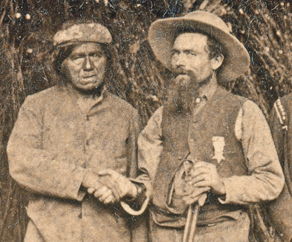 John Campbell Burge Cooley Crook Scout True West Magazine