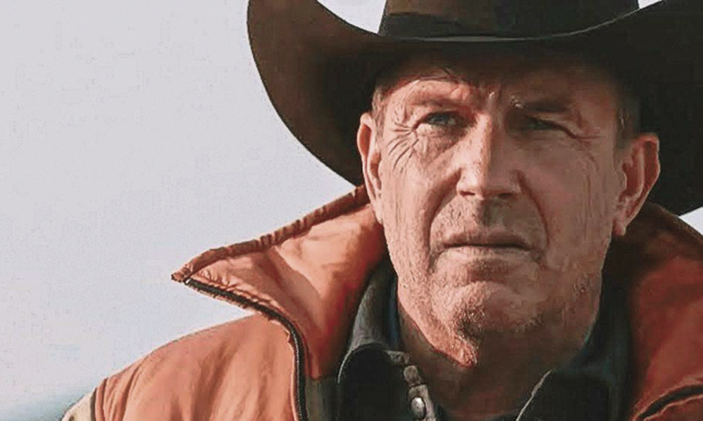 Kevin Costner Yellowstone Western Television Series True West Magazine