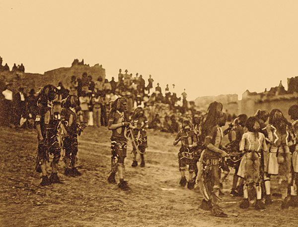 Edward Curtis Indians True West Magazine