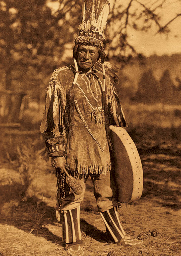 Edward Curtis Indians True West Magazine
