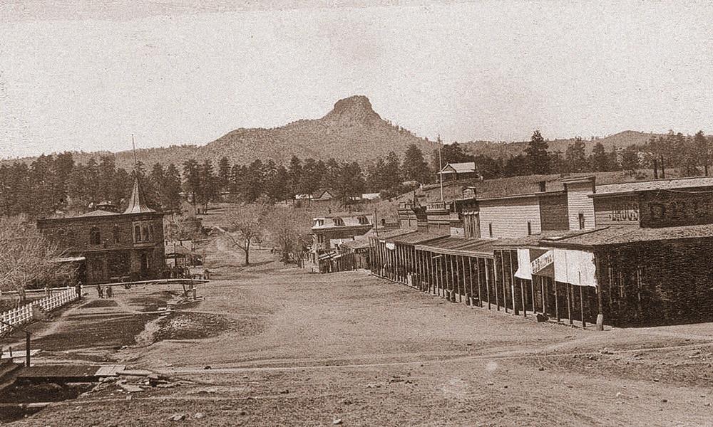 Prescott Santa Fe Stage LineTrue West Magazine