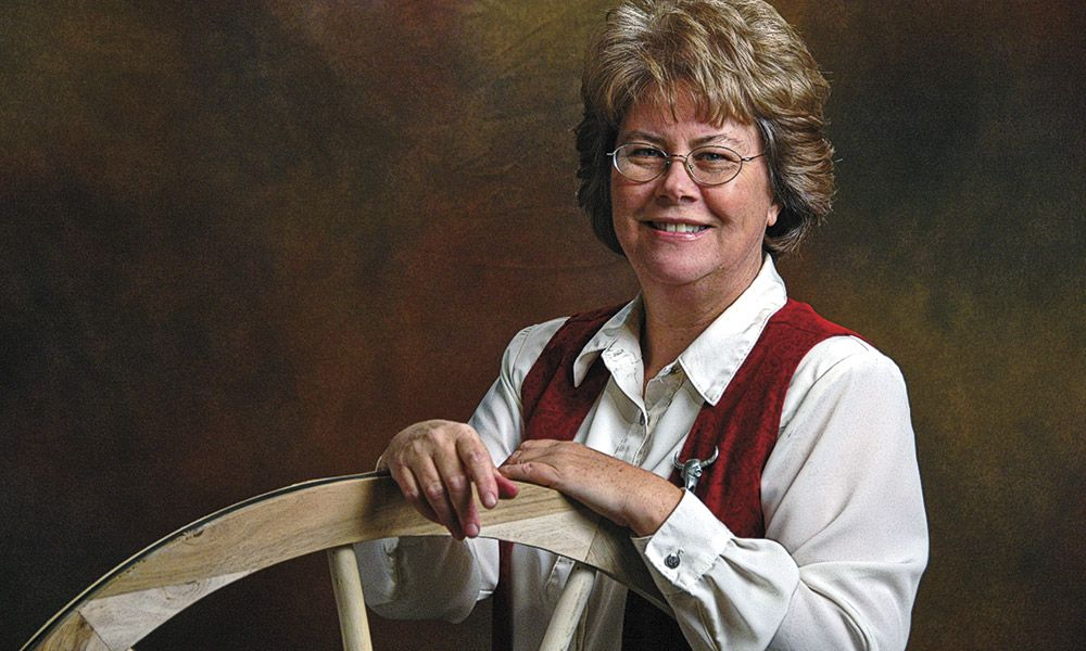 Author Melody Groves True West Magazine