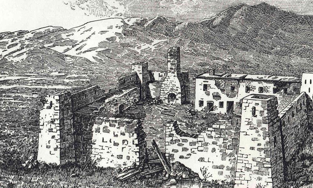 Old Las Vegas Spanish National Historic Trail True West Magazine
