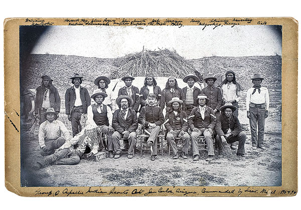 autographed Old West photographs history True West Magazine