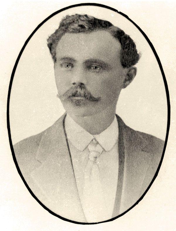Jack Harris Ben Thompson Vaudeville True West Magazine