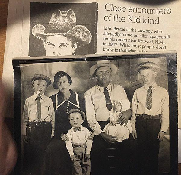 Wayne Brazel Pat Garrett True West Magazine
