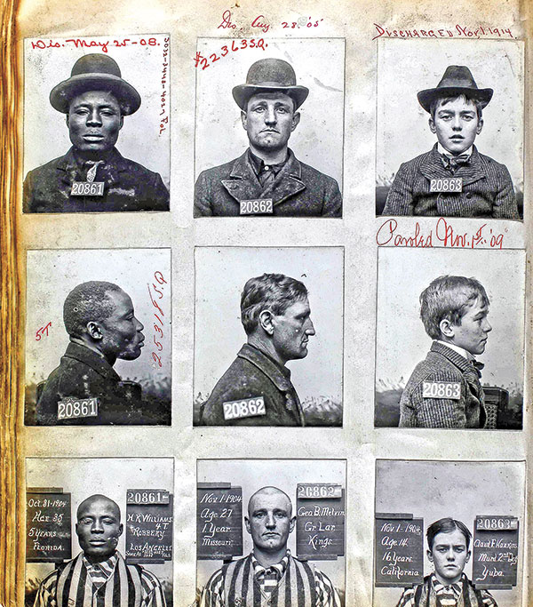 youngest prisoner Claude Hankins true west magazine