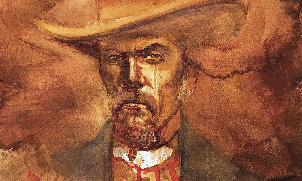 Cole Younger True West Magazine