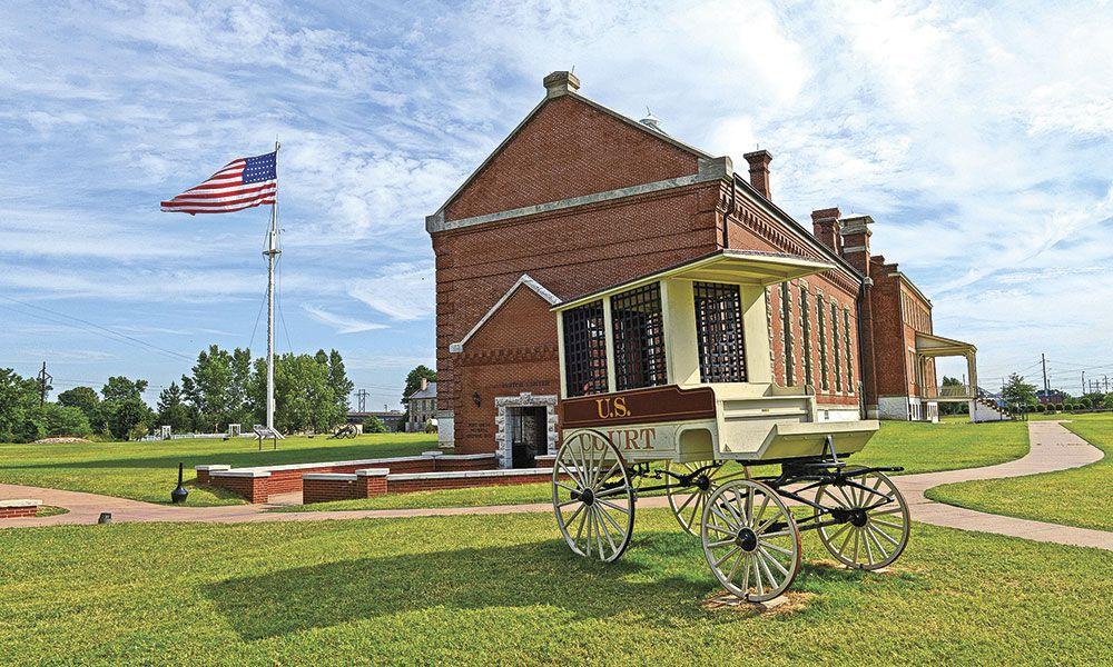 Fort Smith Arkansas True West Magazine