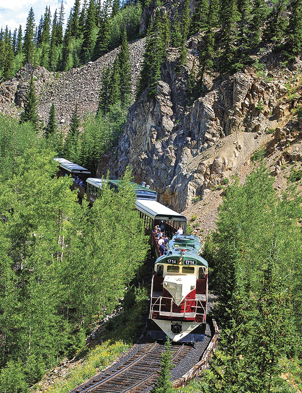 railroad train true west magazine