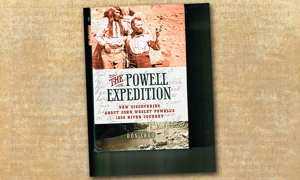 Powell Expedition Don Lago River True West Magazine
