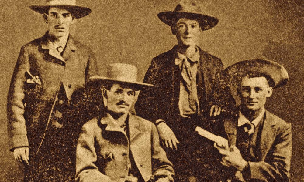 Outlaw Sam Bass Union Pacific Train True West Magazine