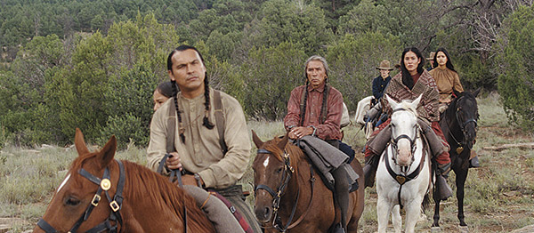 Wes Studi True West Magazine