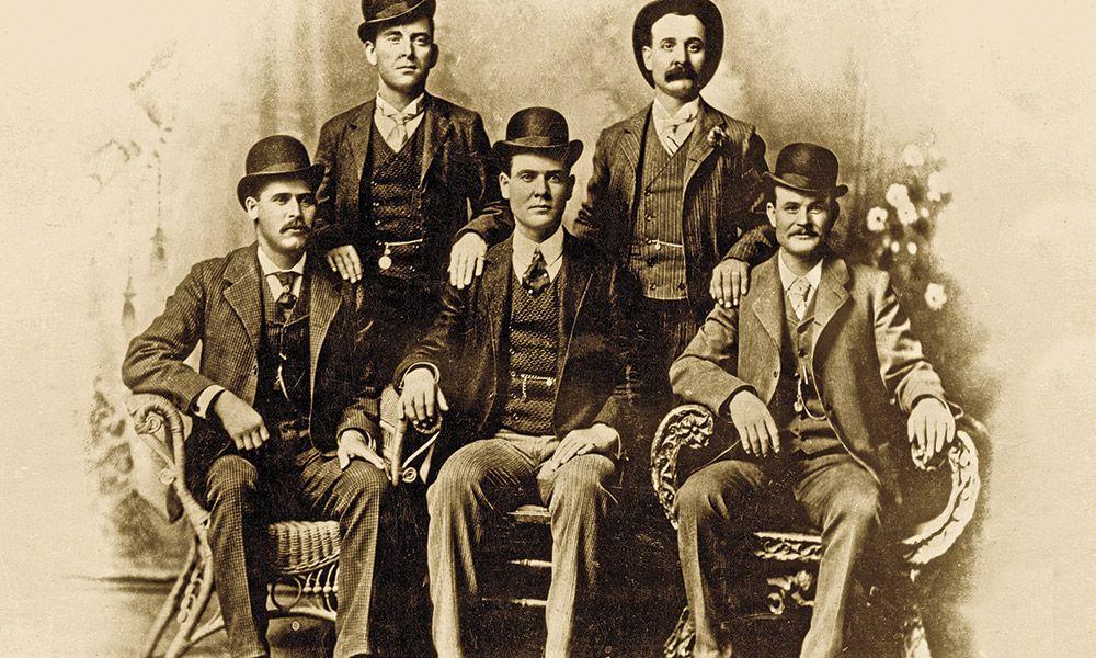 Wild Bunch Outlaws True West Magazine