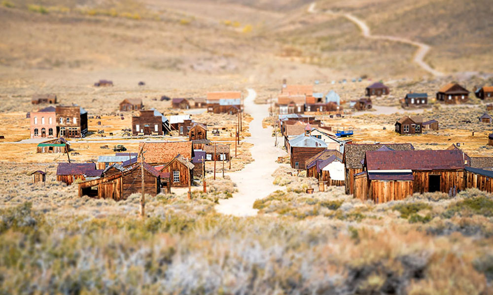 Bodie California True West Magazine
