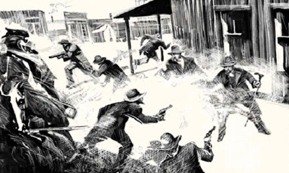 Gunfight OK Corral True West Magazine