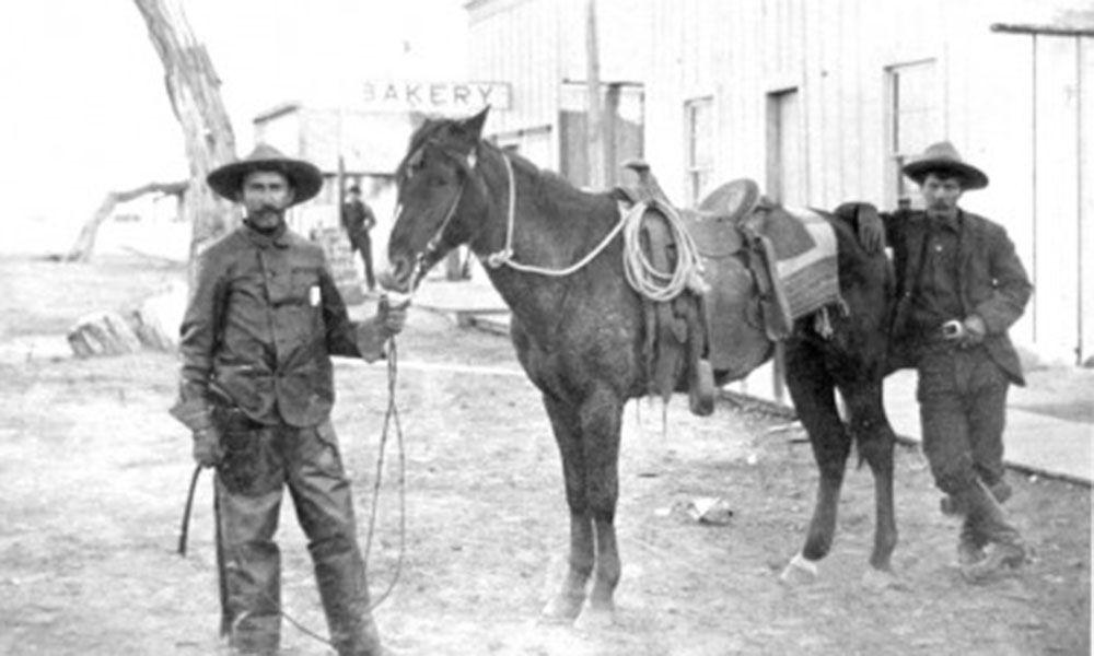 Hashknife Cowboys Holbrook Arizona True West Magazine
