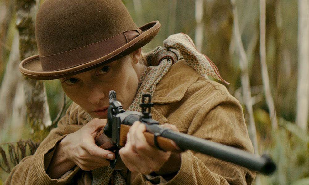 a reckoning western movie