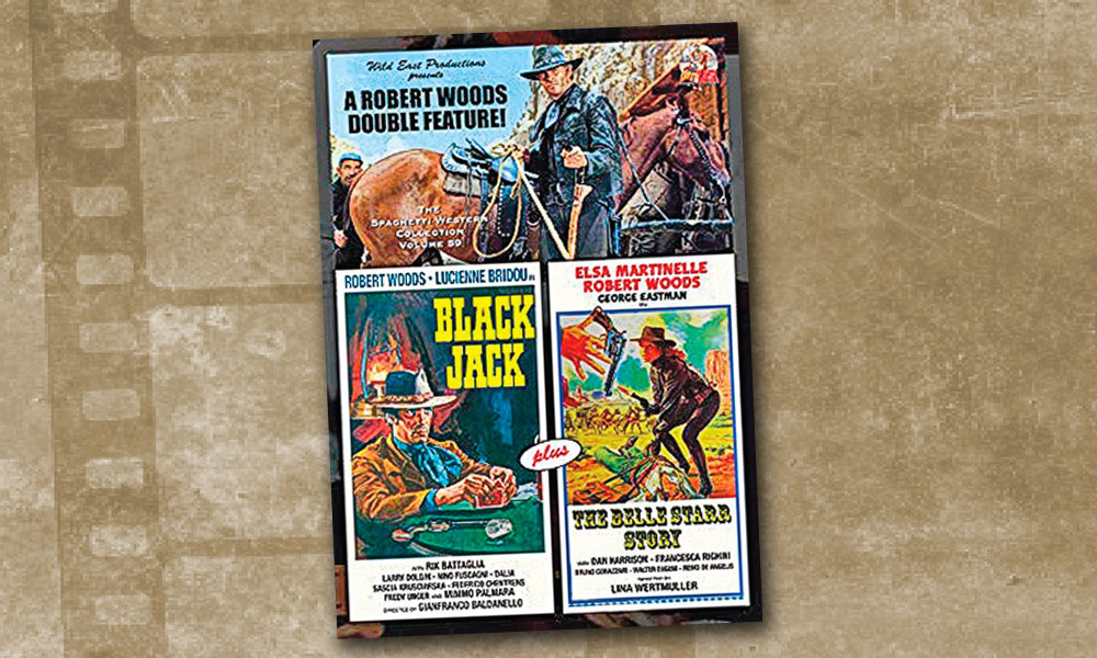 Black Jack True West Magazine