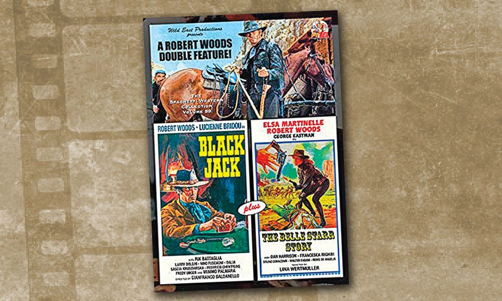 Black Jack True West Magazine