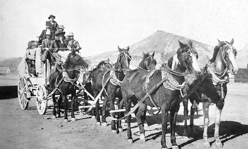 Stagecoach true west magazine
