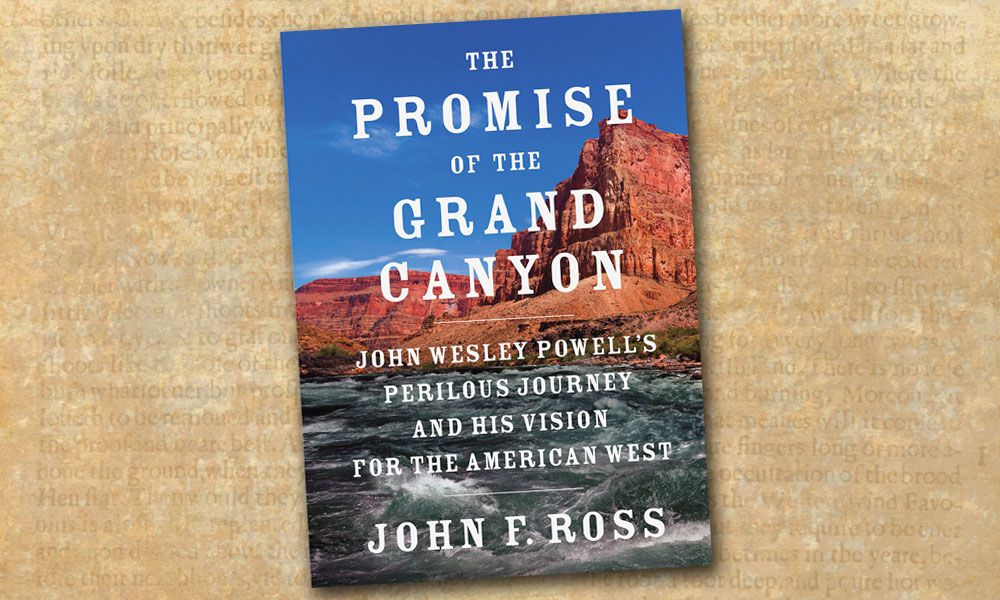 John Wesley Powell's expedition true west magazine