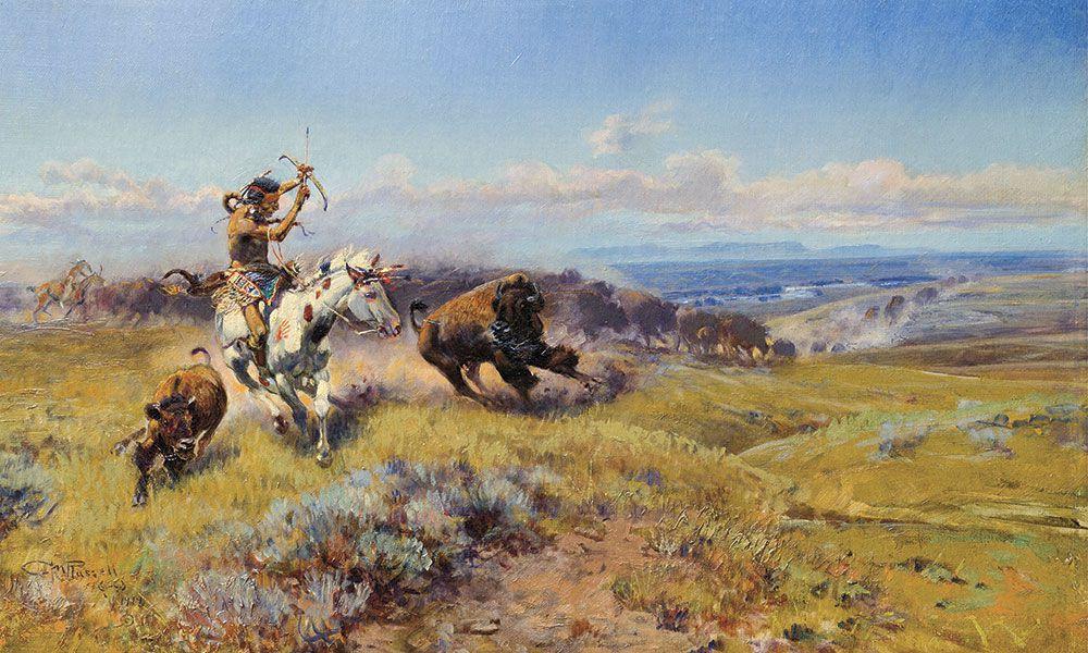 Grandeur Western Art True West Magazine