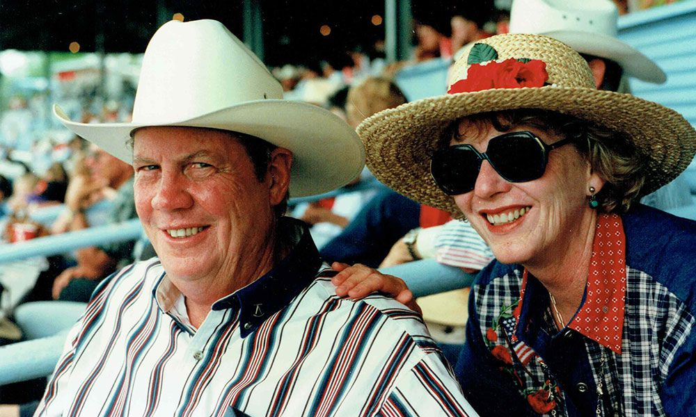 jeb and dorothy rosebrook prescott arizona 1996