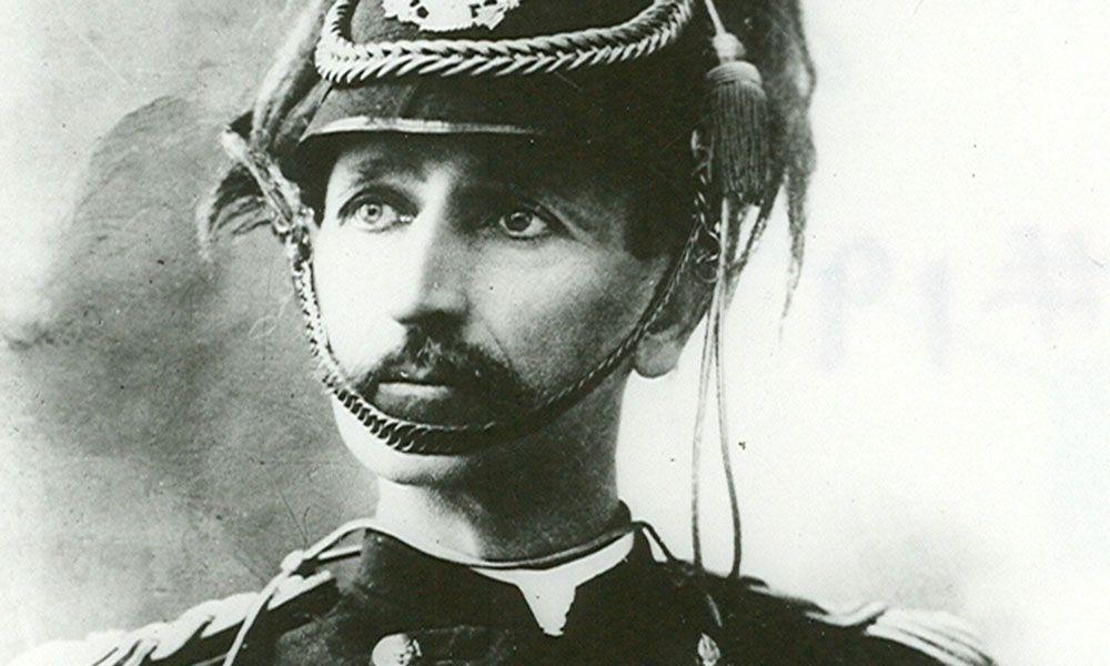 Lieutenant Charles Gatewood True West Magazine