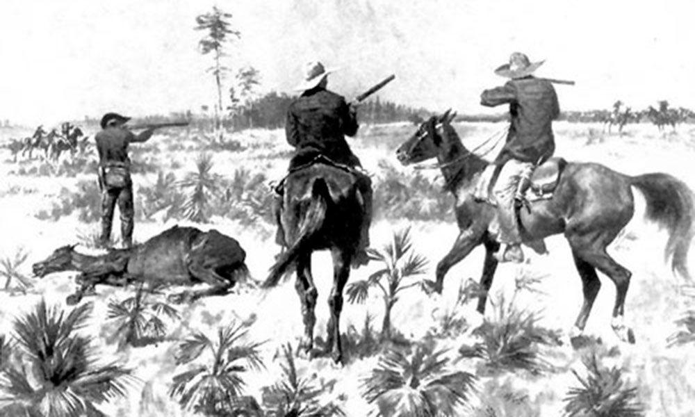 cowboy feud rangers true west magazine