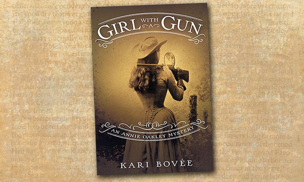 Girl With A Gun Annie Oakley Sharpshooter True West Magazine