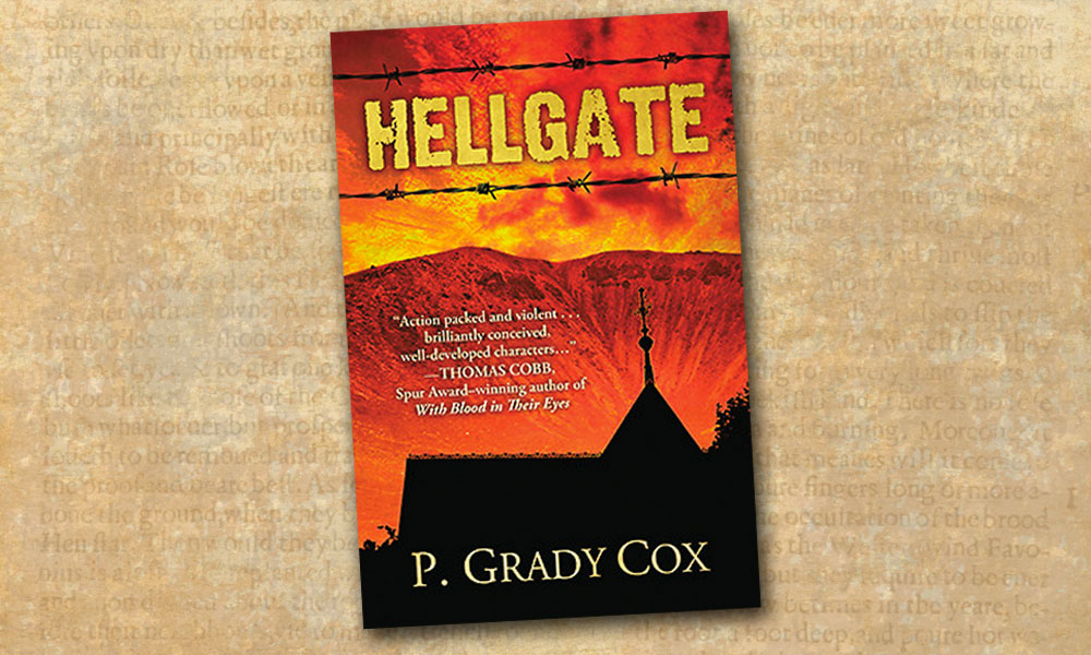 Hellgate Hell Town Book True West Magazine