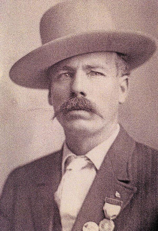 Sheriff James E. McGee True West Magazine