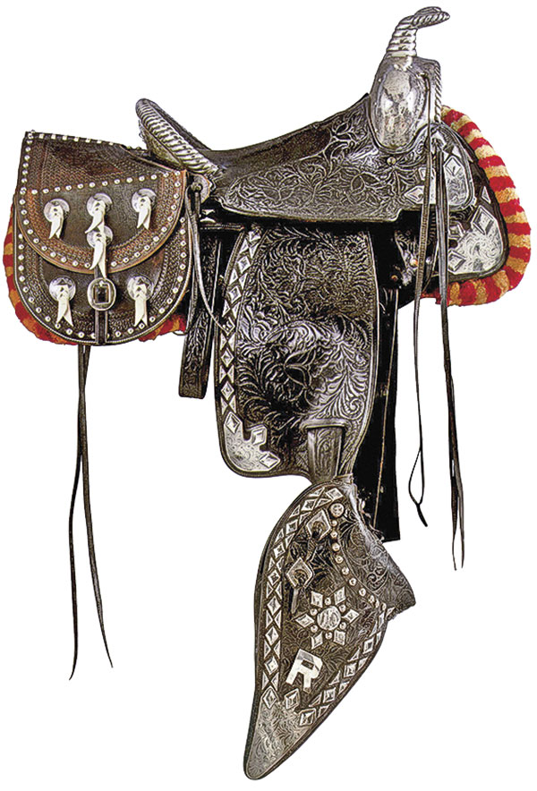 Lone Ranger Saddle True West Magazine