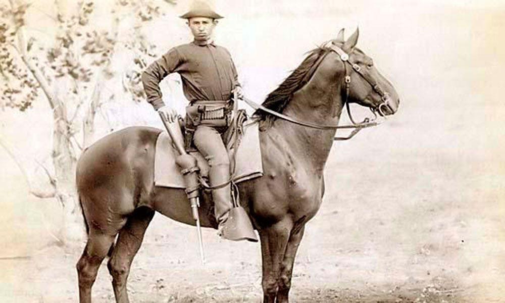 Cavalry Horses True West Magazine