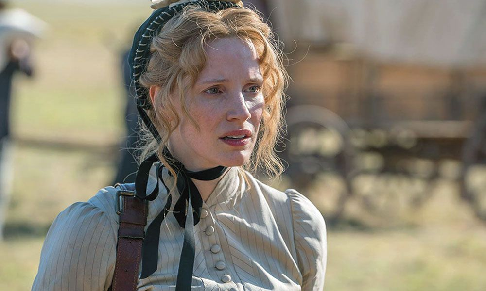 Woman Walks Ahead Western Film True West Magazine