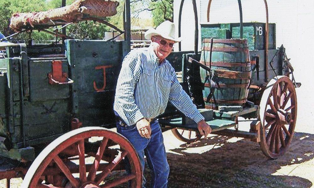 Myron R. Deibel Banker True West Magazine