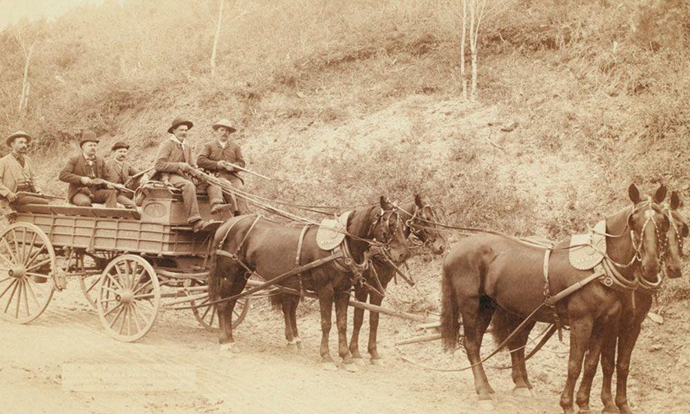 Wagon Drivers True West Magazine