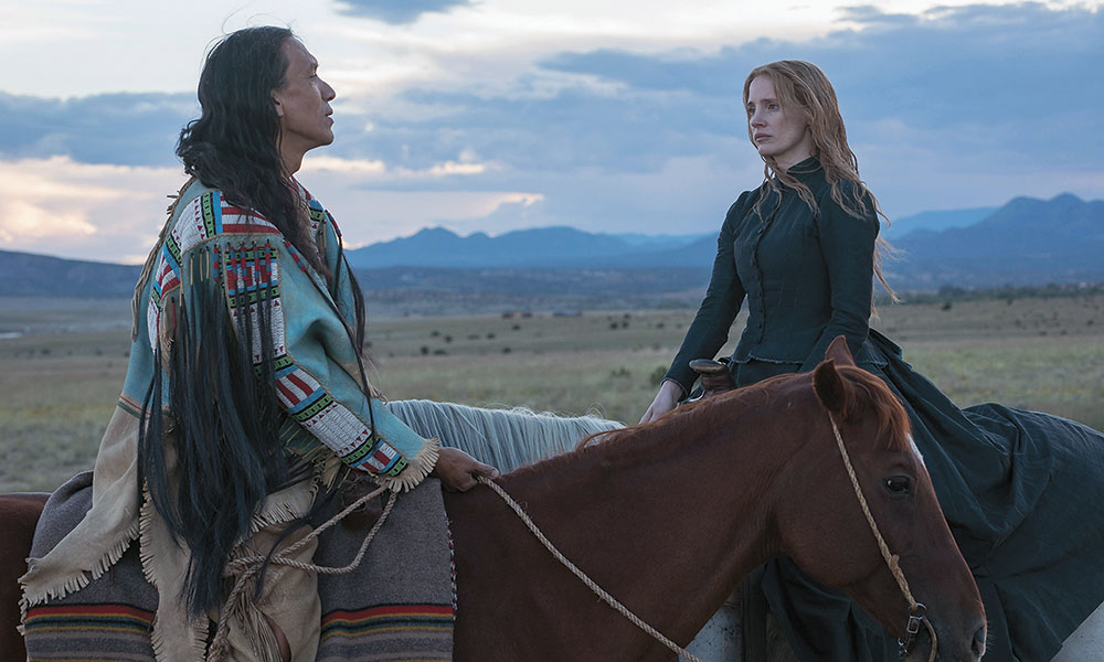 Woman Walks Ahead Western Film True West Magazine