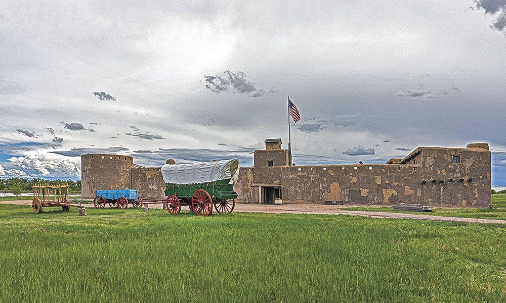 Bent Brothers Santa Fe National Historic Trail True West Magazine