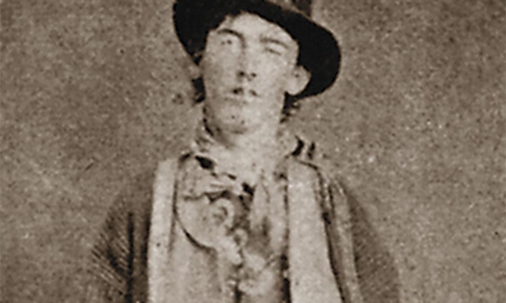 Billy the Kid Jesse Evans True West Magazine