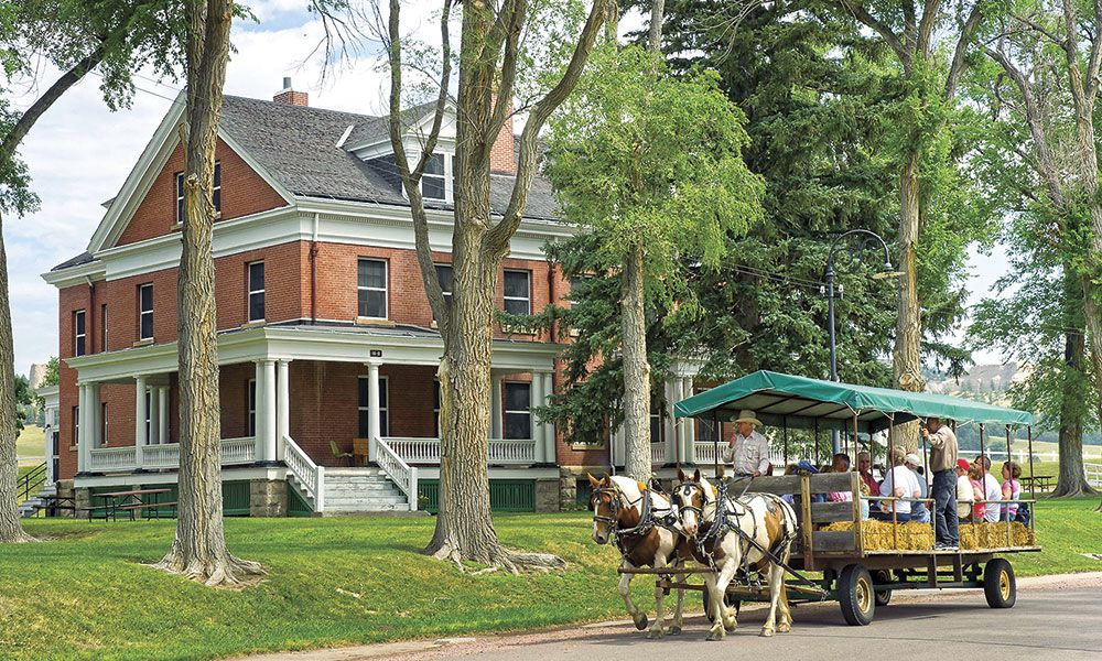 Ultimate Historic Travel Guide Southern Prairie and Plains True West Magazine