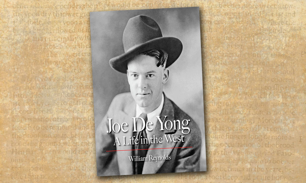 Joe De Yong William Reynolds true west magazine